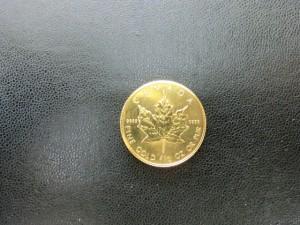 メイプル金貨15.5g