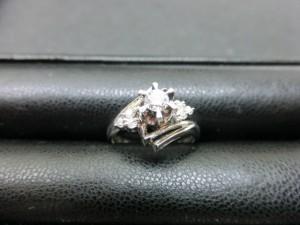 ダイヤモンド0.23ct