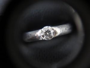 ダイヤ 0.375ct