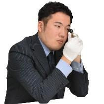 ダイヤモンド鑑定士:大嶋画像