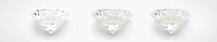 ダイヤモンドカット違い画像