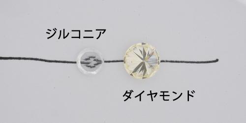 ダイヤモンド真贋情報画像