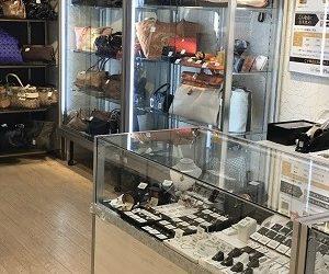 上野店店内画像