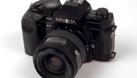 minolta-camera-history