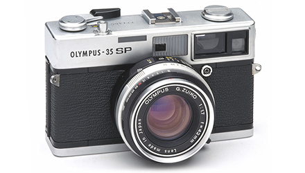 olympus-camera-history