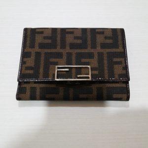 フェンディ財布画像
