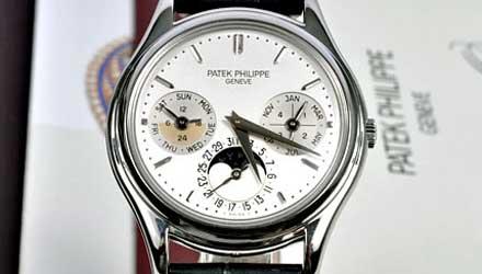 info for 351e4 54a81 パテックフィリップ-オートマチック腕時計-グランドコンプ ...
