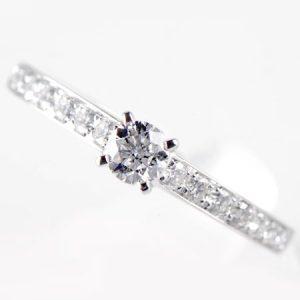 ゴールドプラザ銀座店ブシュロン買取(BOUCHERON)ダイヤモンドリングの画像