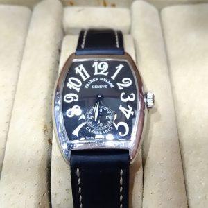 難波店買取フランクミュラー腕時計画像