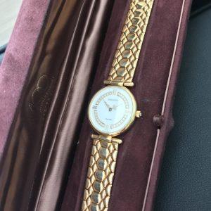 銀座本店買取ミキモト腕時計画像