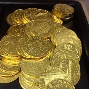 K24 金貨 1OZ コイン
