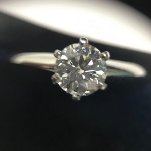 千葉店買取ダイヤモンドリング画像