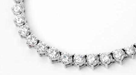 田崎真珠(TASAKI/タサキ)ダイヤモンドネックレスの画像