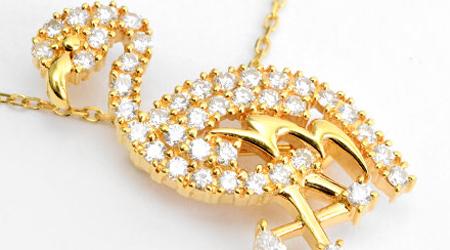 田崎真珠(TASAKI/タサキ)ダイヤモンドブローチの画像