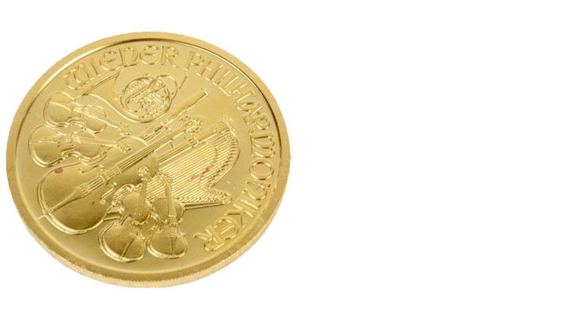 K24の金貨画像ウィーン金貨