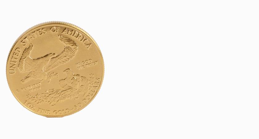 K22金貨の画像イーグル金貨
