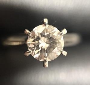 ダイヤモンド 1.1147ct