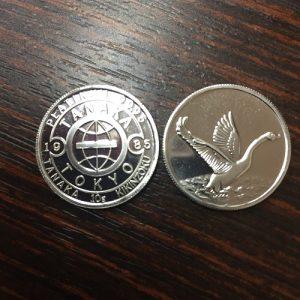 プラチナメダル画像