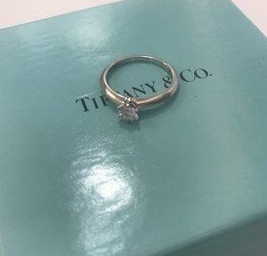 ティファニー/ダイヤモンドリング画像