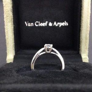 ヴァンクリーフ&アーペル/ダイヤモンドリング画像