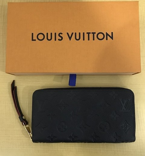 best loved 5d838 2f224 ルイ・ヴィトン(Louis Vuitton) アンプラント ジッピー ...