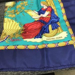 エルメス(Hermès)スカーフ画像