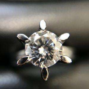 ダイヤモンドリング画像