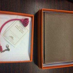 エルメス(Hermès)手帳カバー画像