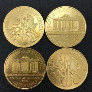 K24ウィーン金貨画像