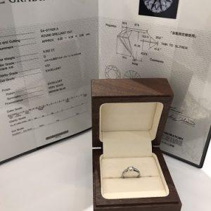 ポンテヴェキオ/ダイヤモンドリング画像