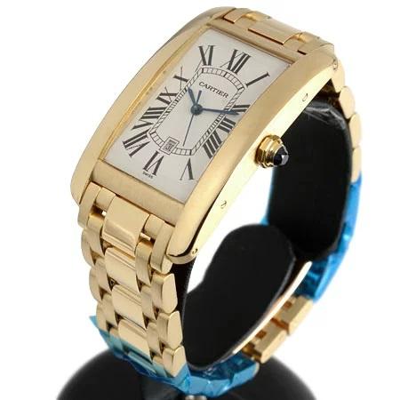 pretty nice 1f7c5 ac2c7 カルティエ K18金時計買取(Cartier)