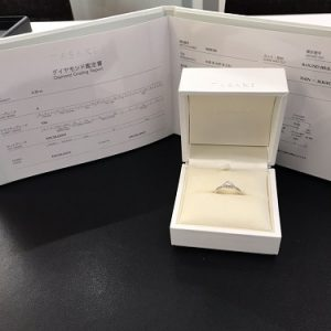 タサキ/ダイヤモンドリング