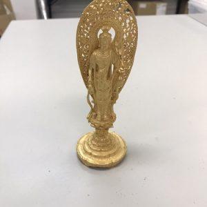 純金仏像画像