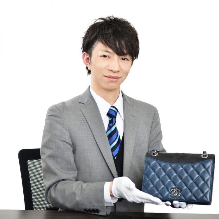シャネル担当鑑定士:北澤画像