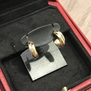 カルティエ(Cartier)ピアス画像