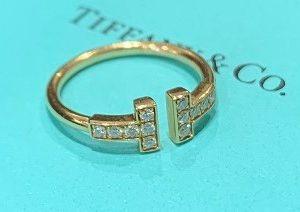 ティファニー(Tiffany&Co)リング画像