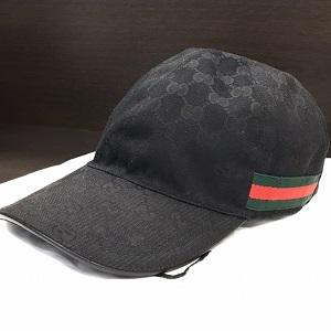 グッチ(GUCCI)帽子画像
