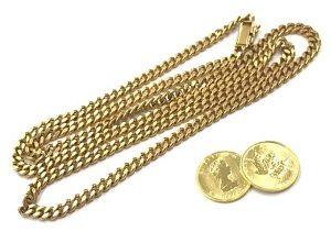 金貨ネックレス画像