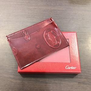 カルティエ(Cartier)カードケース画像