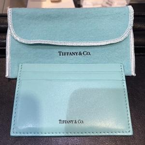 ティファニー(Tiffany&Co)カードケース画像