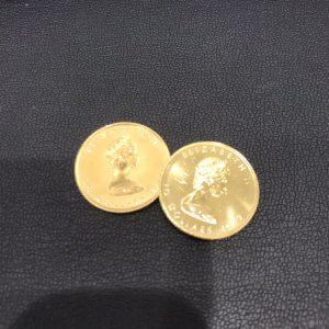 金(gold)コイン画像