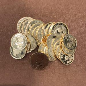 金(gold)金貨画像