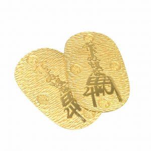 金(gold)小判画像