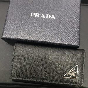 プラダ(PRADA)キーケース画像