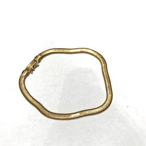 金(gold)ブレスレット画像