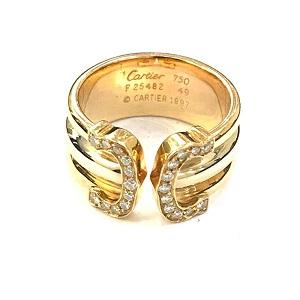 カルティエ(Cartier)リング画像