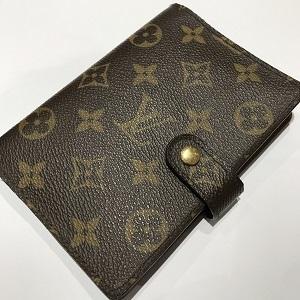 ルイ・ヴィトン(Louis Vuitton)手帳画像