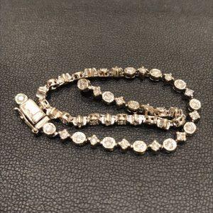 ダイヤ(diamond)ブレスレット画像