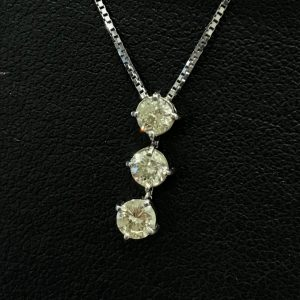 ダイヤ(diamond)ネックレス画像