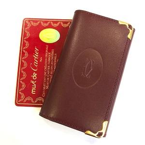 カルティエ(Cartier)キーケース画像